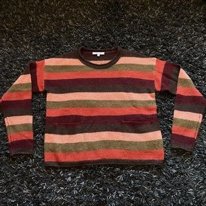 NWOT Madewell striped sweater